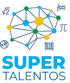 Logo do projeto Super<br /> Talentos