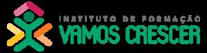 Logo do projeto INSTITUTO DE FORMAÇÃO<br /> Vamos Crescer